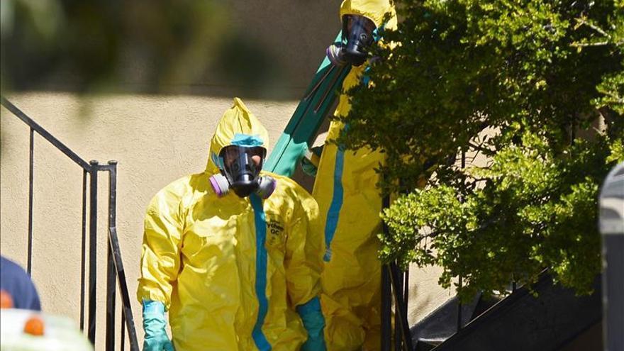 """Ciudadano con ébola en EEUU empeora y pasa a """"estado crítico"""""""