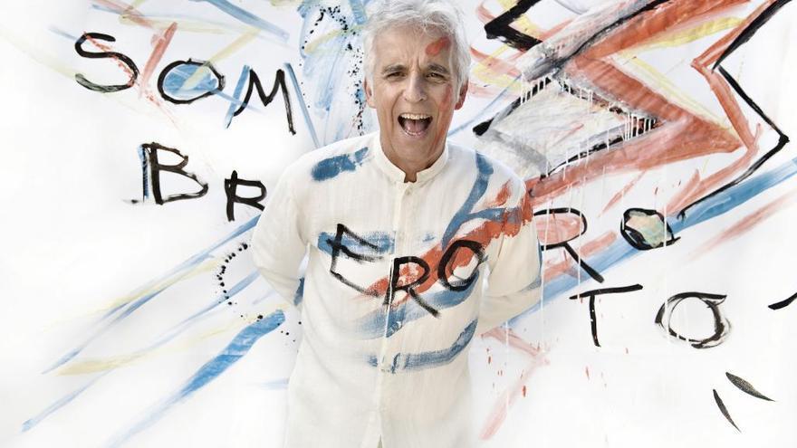 Kiko Veneno, en una imagen promocional de su último disco, 'Sombrero roto'.