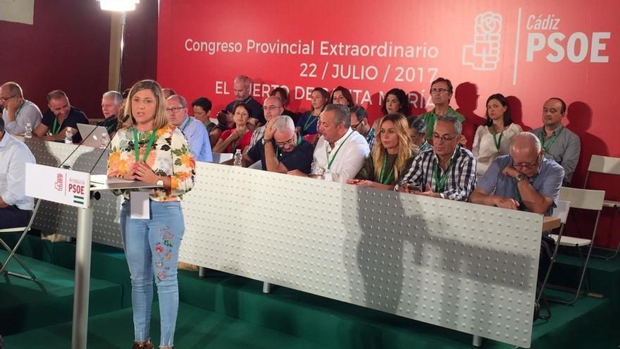 El PSOE de Cádiz aprueba su lista de 49 delegados al Congreso Regional, que incluye a 13 'sanchistas'