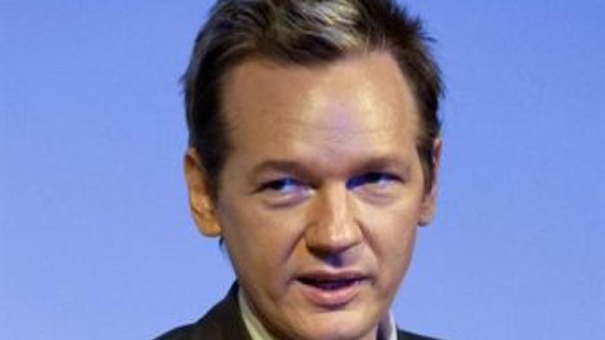 Julian Assange. (EUROPA PRESS)