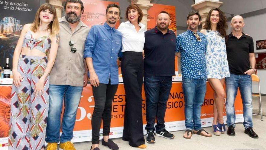 """""""La comedia de las mentiras"""" / Festival de Teatro Clásico de Mérida"""