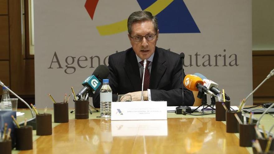 La Agencia Tributaria se centrará en 2017 en las grandes fortunas y el fraude en el IVA