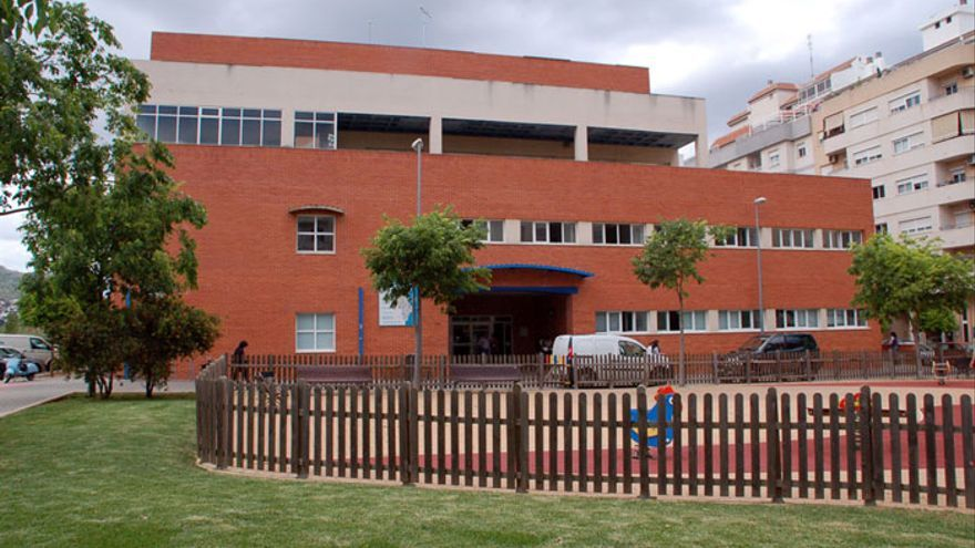Centro de Salud de Dénia