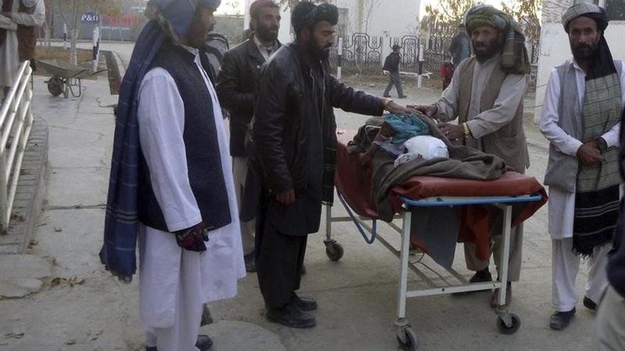 Mueren 11 miembros de una familia al explotar una mina terrestre en Afganistán