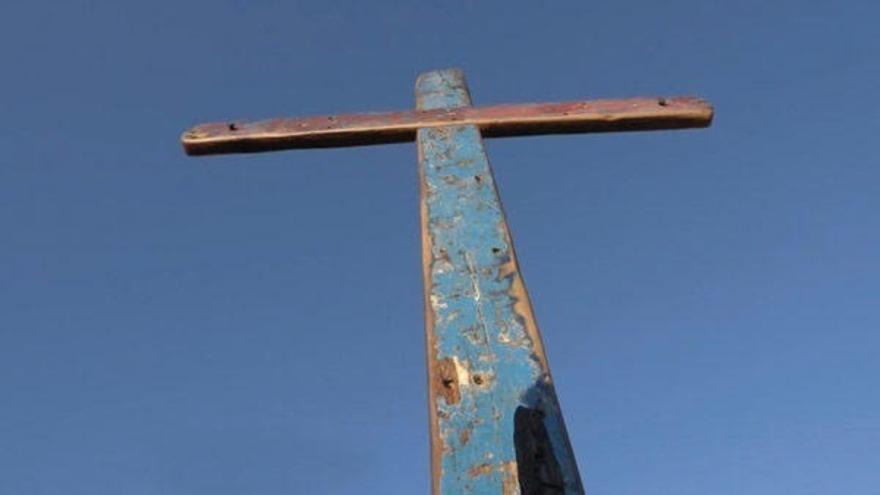 La Cruz de Lampedusa recorrerá nueve municipios de Cantabria del 17 al 25 de junio