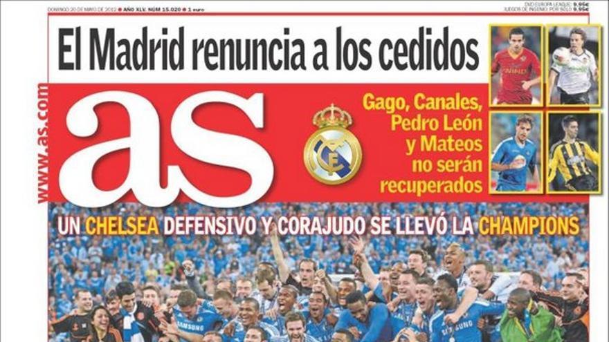 De las portadas del día (20/05/2012) #11