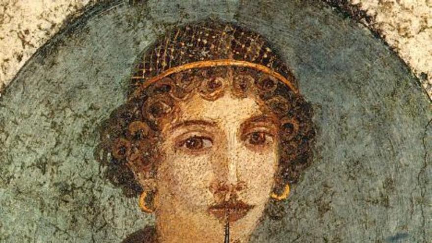 Filosofía mosaico romano