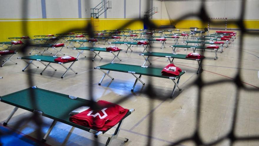 Albergue de protección para personas sin hogar en Las Palmas de Gran Canaria