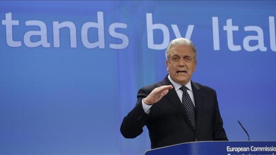 La CE aportará 13,7 millones de euros a Italia ante la creciente presión migratoria