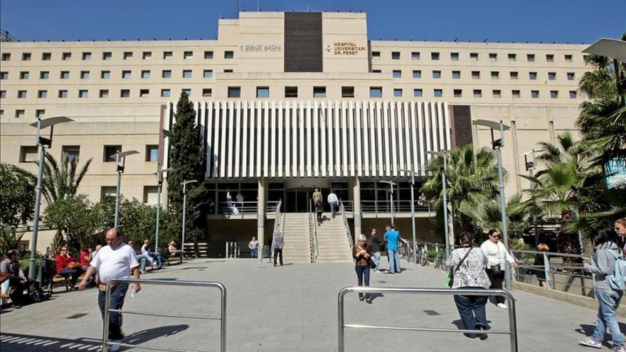 Detenida por abandonar a su hija recién nacida en un hospital de Valencia