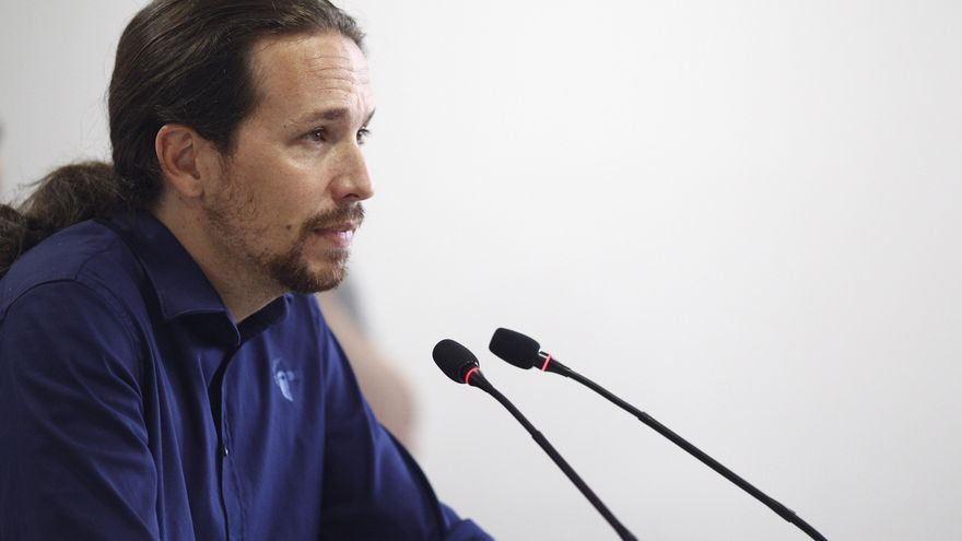 """Iglesias concreta que Podemos podría confluir con """"espacios"""" en los que esté IU en Madrid, Andalucía y Aragón"""