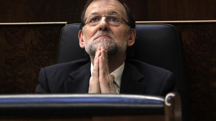 El Congreso rechaza la investidura de Rajoy sin sorpresas: 180 diputados en contra por 170 a favor