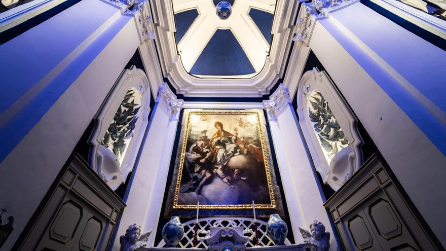 Reabre la iglesia de San Genaro en Nápoles, redecorada por Calatrava