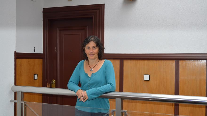 Blanca Castañeda, periodista y responsable de la ONG 'Ruta6'.