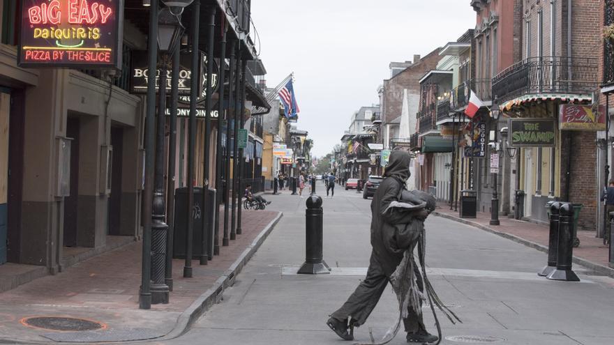 Revivir la peor pesadilla: 15 años después del huracán Katrina, el coronavirus acecha Nueva Orleans
