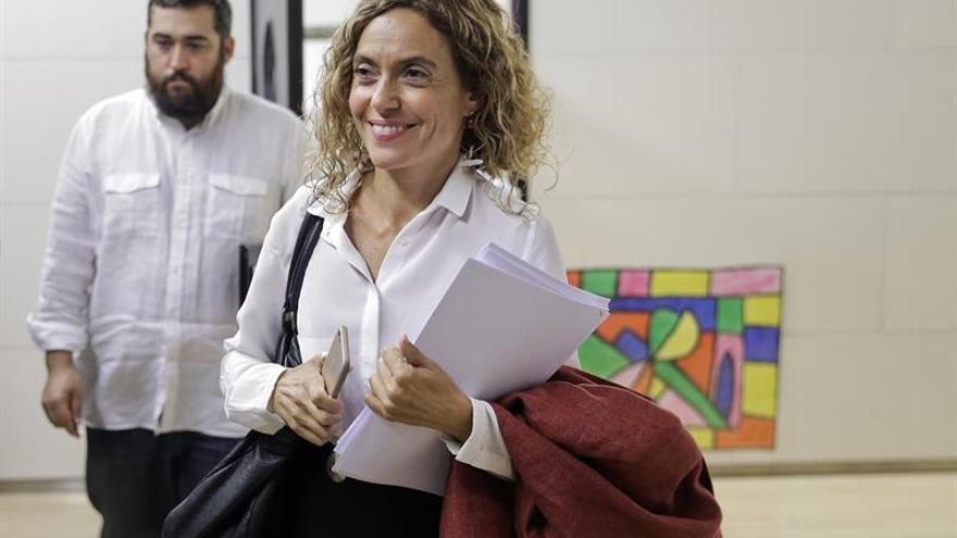 El PSOE recurre al Constitucional la previsión presupuestaria para el referéndum