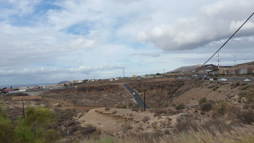 Obra de Las Chafiras-Oroteanda en Tenerife.