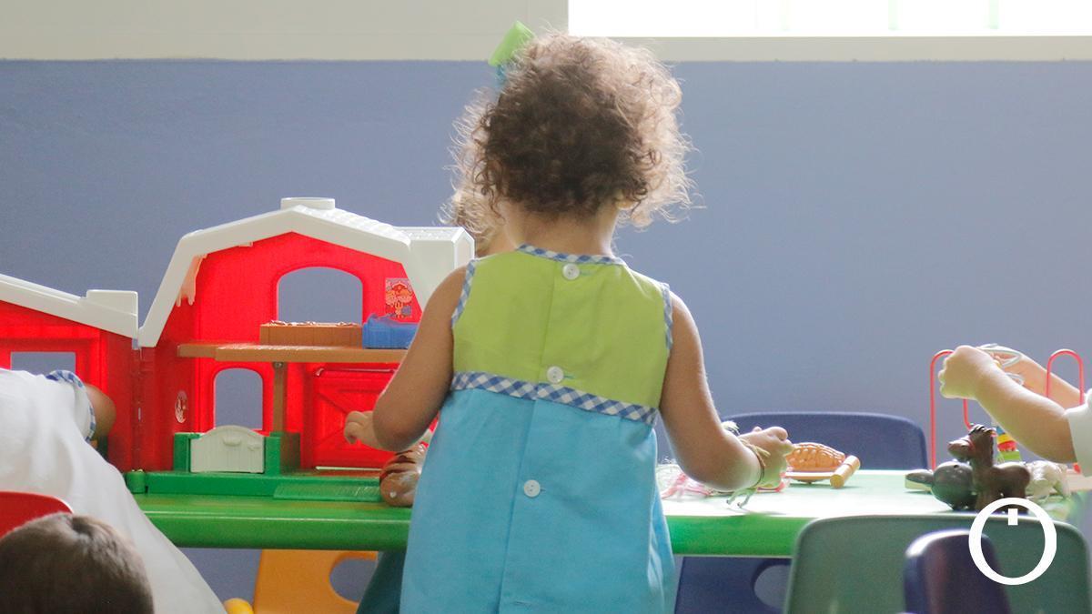 Las escuelas infantiles abren el nuevo curso