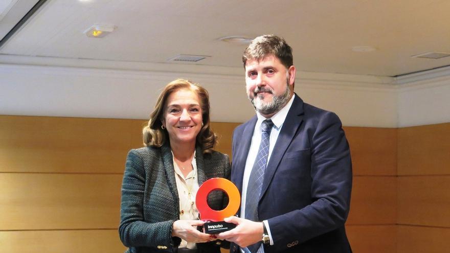 (CORR) El Ayuntamiento de Camargo recibe la distinción de 'Ciudad de la Ciencia y la Innovación'