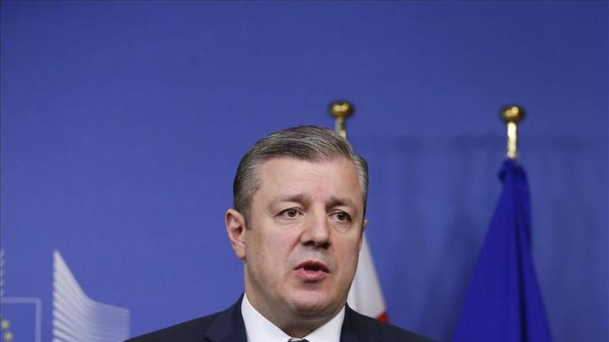 El Parlamento georgiano aprueba a Kvirikashvili como nuevo primer ministro
