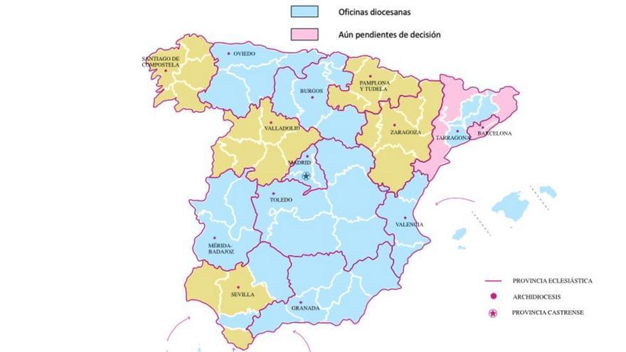 Oficinas antiabusos en España