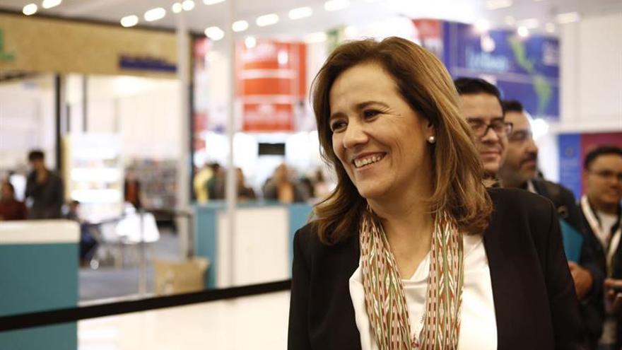 """Margarita Zavala (PAN) planteará """"propuestas reales"""" para elecciones de 2018"""