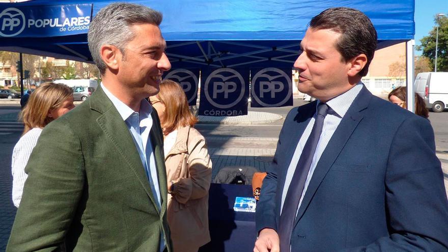 Andrés Lorite y José María Bellido.
