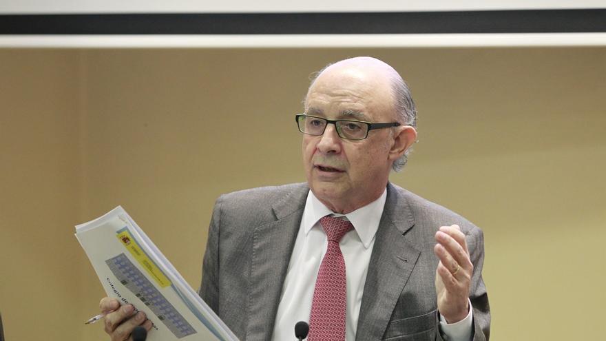 """(Ampl.) Montoro dice que España no está para """"ensayos"""" y alerta del riesgo de fiar el país a los """"aprendices"""""""