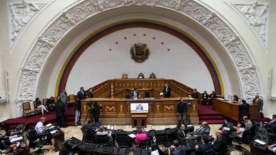 El Legislativo de Venezuela enviará el informe sobre la destitución de jueces del Supremo a la OEA
