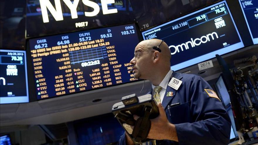 Wall Street abre con subidas y el Dow Jones avanza un 0,28 por ciento