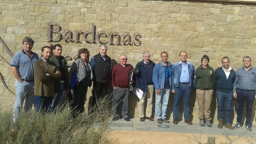 Después de 16 años, Medio Ambiente reactiva el Consejo Asesor de Bardenas Reales