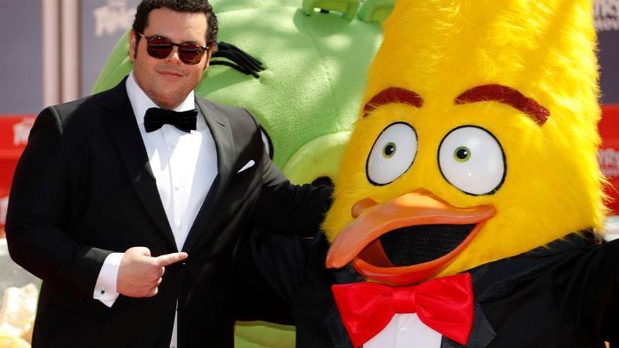 """""""Angry Birds"""" y """"Neighbors 2: Sorority Rising"""" buscan el número uno en EE.UU."""