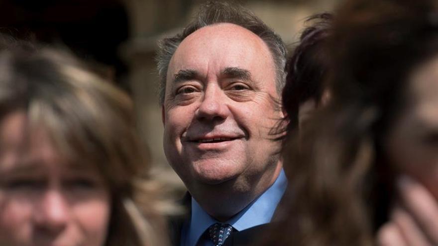 Alex Salmond pronostica un nuevo referéndum sobre Escocia en 2018