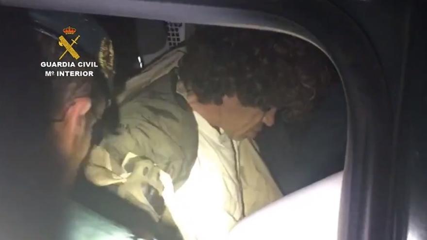 La Guardia Civil continúa la búsqueda del arma empleada por el fugitivo de Turieno