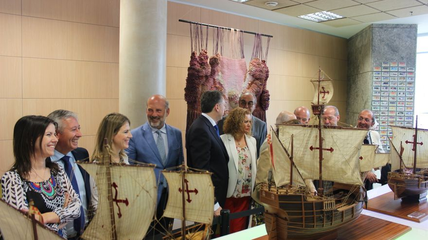 Inauguración Exposición ONCE Expo´92