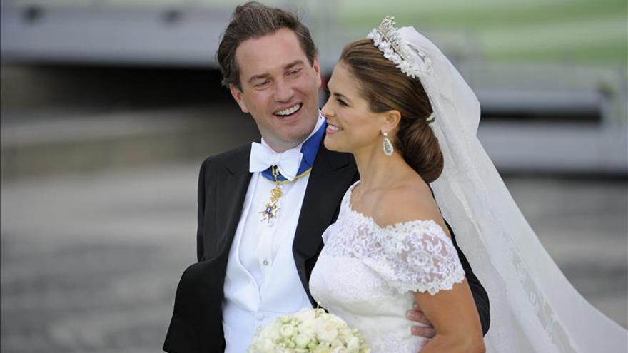 El primer hijo de la princesa Magdalena de Suecia será una niña