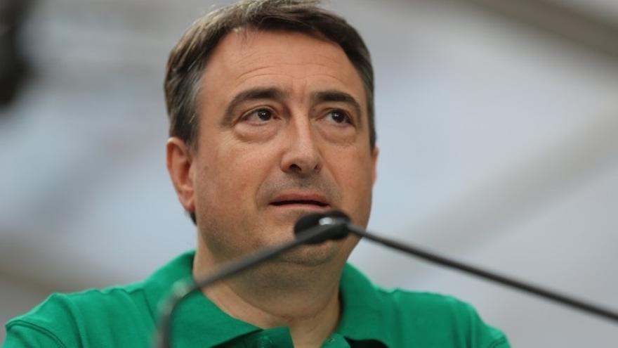 El PNV prevé abstenerse en la votación de la presidencia del Congreso e insiste en que no habrá terceras elecciones