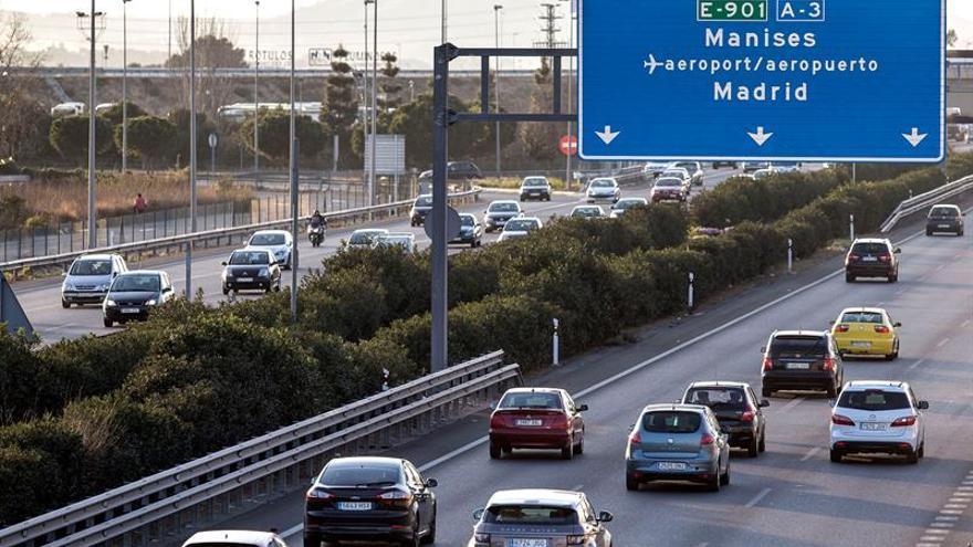 Seis personas han fallecido en cinco accidentes de tráfico este fin de semana