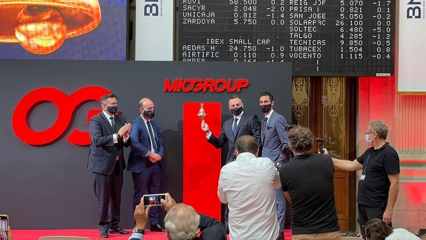 MioGroup prevé operaciones corporativas en España tras su salida a Bolsa