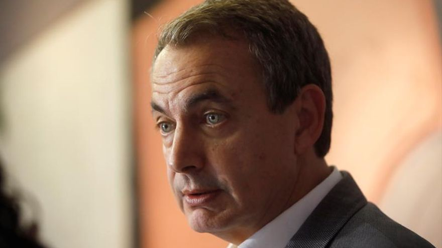"""Zapatero advierte de que sin acuerdo en Venezuela habrá """"desastre para todos"""""""