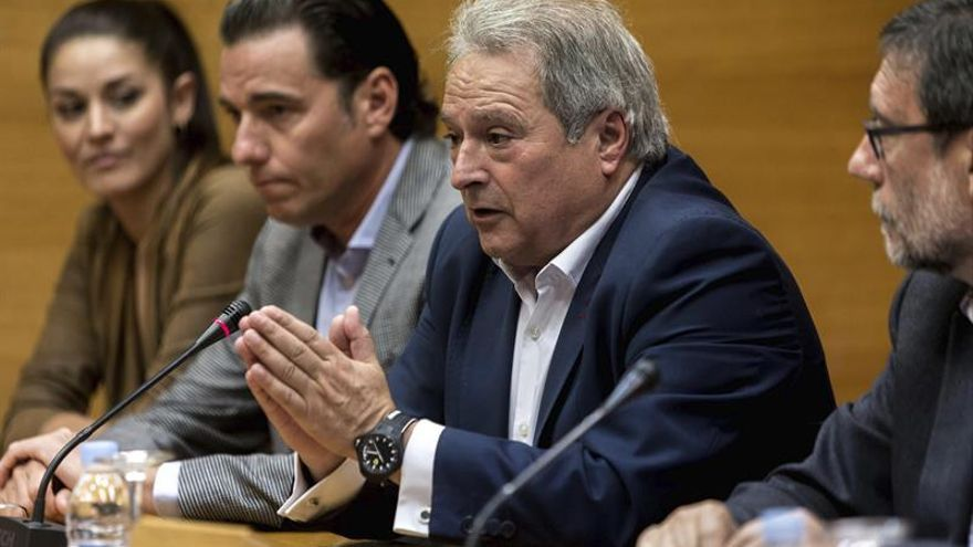 Alfonso Rus: Nunca he pedido dinero para mí ni para el PP, no ha hecho falta