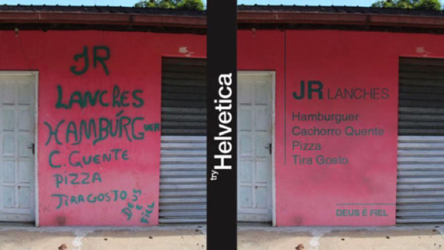 Try Helvetica 2
