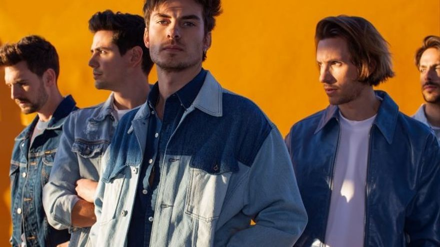 El grupo musical Dvicio presenta en Santander su nuevo álbum.