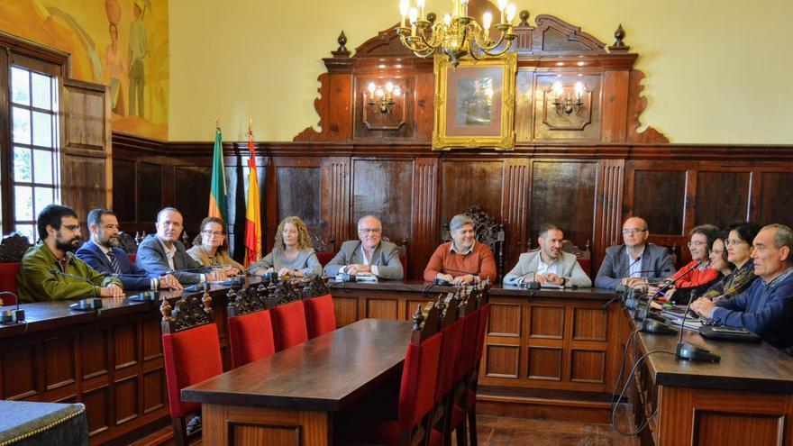 Consejo de Gobierno este jueves en Los Llanos de Aridane.