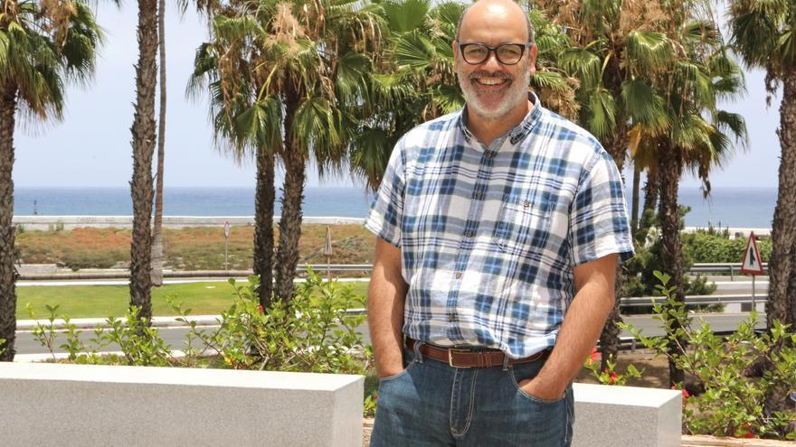 Juan Manuel Brito, consejero de Medio Ambiente, Emergencias y Participación Ciudadana del Cabildo de Gran Canaria