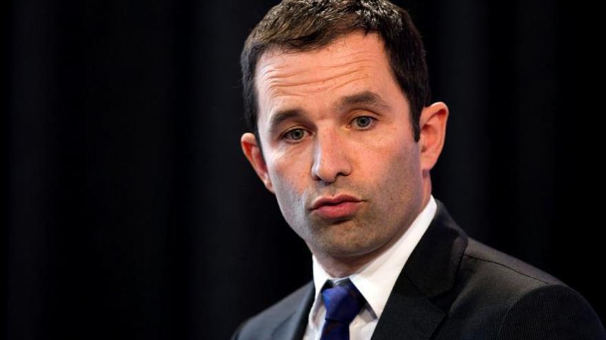 El exministro Hamon será candidato en las primarias del Partido Socialista francés