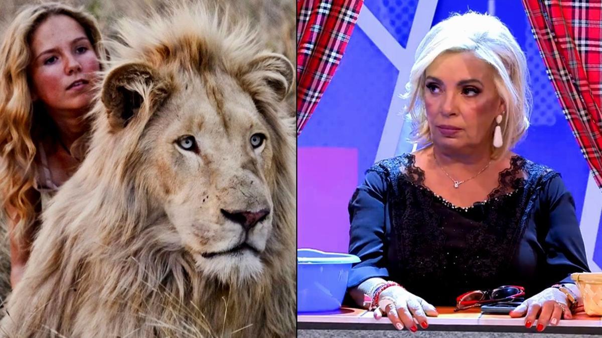 'Mia y el león blanco' / Carmen Borrego
