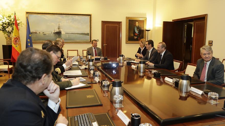 Reunión del Grupo de Trabajo sobre la Base Naval