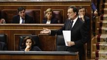 """Rajoy dice que hay que cambiar el """"chip"""" porque empieza una nueva etapa: """"Les pido que me ayuden"""""""