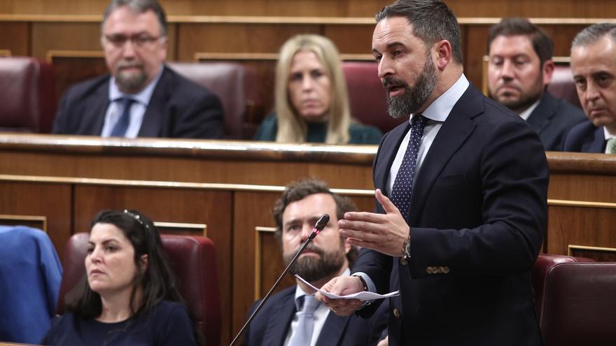 Vox empieza recurriendo ya el acatamiento de las Constitución de los diputados de Junts, ERC, Bildu, CUP, PNV y BNG
